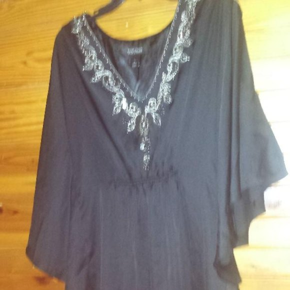 Small black dress White HOuse Black Market